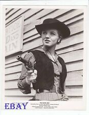 Merry Anders sexy cowgirl w/gun VINTAGE Photo The Dalton Girls