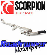 Scorpion SRN022 Renault Megane RS265 Inc Cup Exhaust System Cat Back Resonated