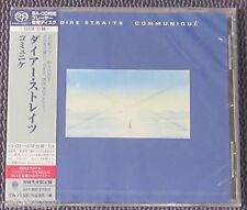 "DIRE STRAITS ""COMMUNIQUE"" JAPAN SHM-SACD UIGY-9635 JEWEL CASE *SEALED*"