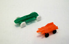 Rare Vintage BOTAN RICE CANDY TOMOE AME Miniature Surprise Toy  CARS SET A