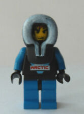 LEGO Town Arctic Minifig with Black Hood