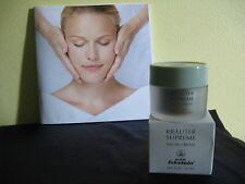 KRAUTER  SUPREME- Night cream by Dr.R.A.Eckstein - Germany
