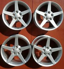 CORVETTE 18 & 19 INCH O.E WHEELS # 5209 & 5207 1-800-585-MAGS