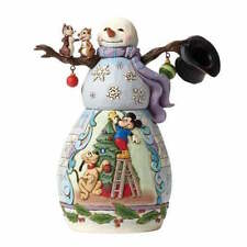 Disney Traditions 4046019 Snowman Mickey Mouse  New & Boxed