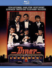 Diner (blu ray) *New,sealed*