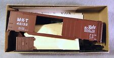 Athearn HO Scale 50' Auto Boxcar MKT The Katy *Vintage* Freight Car Kit