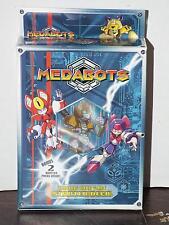 Medabots Starter Deck Medabots Card Game NEW Includes 2 Booster Packs Inside
