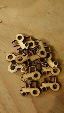30 Mini Tractor pieces, 3mm Laser Ply