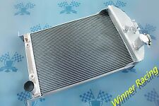 70mm Hi-perf. aluminum alloy radiator FORD CAR W/CHEVY 350 V8 AUTO AT 1933-1934