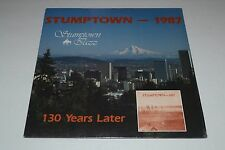 Stumptown 1978~Stumptown Jazz~130 Years Later~RARE Private Label~SEALED/NEW
