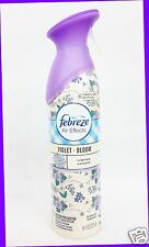 1 Febreze Air Effects VIOLET BLOOM Air Freshener Room Spray Mist Bottle