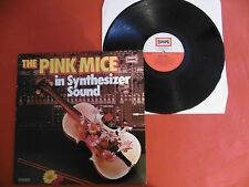 The Pink Mice - In Synthesizer Sound, GER,LP, Vinyl: m-