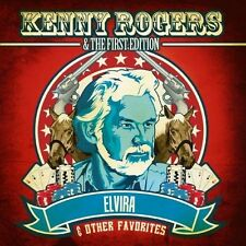 Elvira & Other Favorites - Rogers,Kenny & The First Edition (2013, CD NEUF)