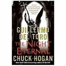 The Night Eternal LP: Book Three of the Strain Trilogy-ExLibrary