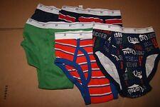 Gap Kids Boys Brief Underwear Size XL XLarge 12 Years 5 Pack