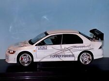 MITSUBISHI  LANCER  EVOLUTION VII  2002 THE FAST AND THE FURIOUS RC2 53607D 1:18
