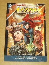 Superman Action Comics Hybrid Vol 4 by Andy Diggle (Paperback)  9781401250775