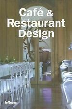 Cafe and Restaurant Design (2005, Paperback)