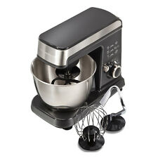 Hamilton Beach 300W 6 Speed 3.5 Quart Countertop Stand Mixer, Gray | 63326