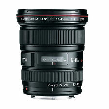 Canon EF 17-40mm f/4L USM *NEW*