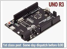 UNO R3 ATmega328P Arduino Compatible board Manufactured by RobotDyn + A6, A7 I/O