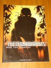 TECHNOPRIESTS BOOK 2 REBELLION HUMANOIDS DC COMICS JODOROWSKY  1401203868