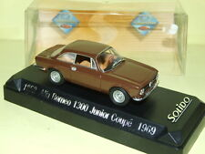 ALFA ROMEO 1300 JUNIOR COUPE 1969 Marron SOLIDO