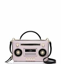 NWT Kate Spade New York jazz things up boom box satchel convertible bag new $398
