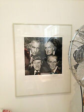 1984 Vintage Terry ONeil original PHOTO image the four masters of HORROR 26X21""