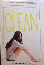 Clean by Amy Reed new paperback addiction recovery