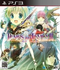Used PS3 Tears to Tiara2: Descendants SONY PLAYSTATION 3 JAPAN JAPANESE IMPORT