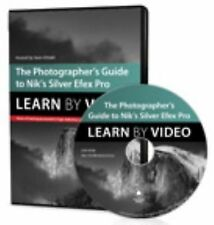 The Photographer's Guide to Nik's Silver Efex Pro by Sean Arbabi (2014, DVD-ROM)
