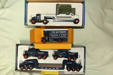 Collection of Corgi Classic Diecast Model Commercial Vehicles,Pickfords