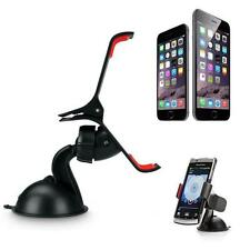 For iPhone 5S 6S / 6 Plus Phone GPS Car Windshield Mount Stand Holder Universal
