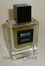 HUGO BOSS COLLECTION CASHMERE PATCHOULI MEN PERFUME EDT 50 ML 1.6 OZ SPRAY TST