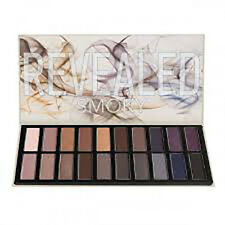 Coastal Scents revelado de Smoky Eye Palette - 20 Browns, desnudos y ahumado Colores