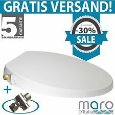 Maro D'Italia FP106  Slim non-electric shower toilet , DIY toilet bidet seat