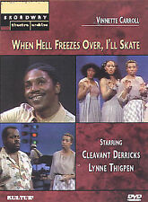 When Hell Freezes Over, I'll Skate (Broadway Theatre Archive),New DVD, Jeffrey A