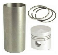 New 76mm Piston Kit w/ Liner / Sleeve & Ring Set Made for Kubota Tractor Models