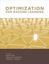 Neural Information Processing: Optimization for Machine Learning-Paul Sra INT ED