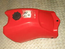 HONDA TRX300 TRX 300 88-92 PLASTIC GAS FUEL TANK FOURTRAX RED BRAND NEW USA MADE
