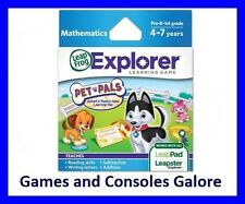 NEW Leap Pad, LeapPad Game, Leapster Explorer GS Pet Pals Game