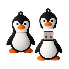 Penguin standing USB Stick 64 GB memory / usb memory Stick Flash Drive