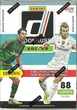 2016 Donruss Soccer Trading Cards New Sealed 88ct. Retail Blaster Box