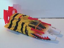 1988 GI JOE TIGER FORCE TIGER SHARK 99% COMPLETE - HASBRO