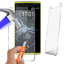 For Leagoo Elite 5  Shock Protective Tempered Glass Screen Protector