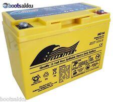 FULLRIVER hc14b AGM Batteria 12v 14ah W. Odyssey pc545 Genesis 12ep13