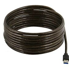 30 ft 10M USB 2.0 Printer Mouse Extension Cable A Male-Female Keyboard HDD Drive