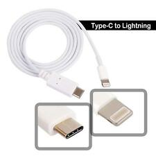 USB-C 3.1 Type-C to Lightning 8-Pin Port Charging Data Cable
