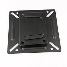Flat Panel Wall Mount Bracket 12-24'' 75×75mm LCD Display Plasma VESA TV Hanger